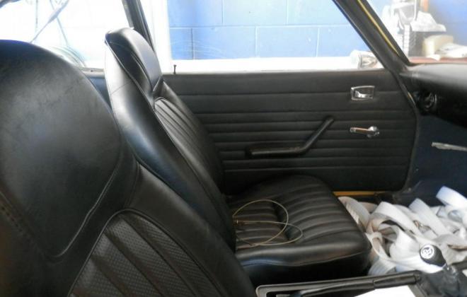 Ford Capri Perana Basil Green interior.jpg