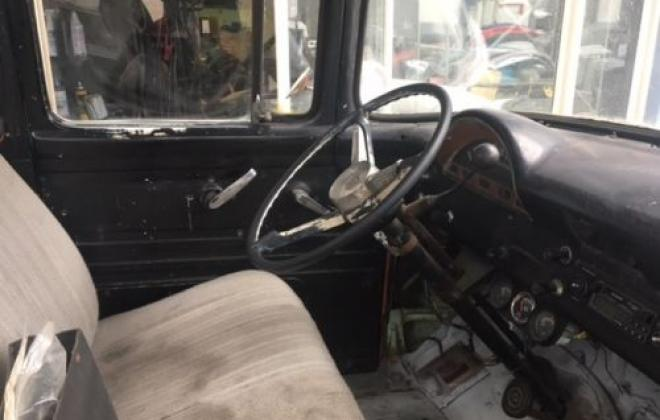 Ford F100 Pickup 1956 front seats and dash.jpg