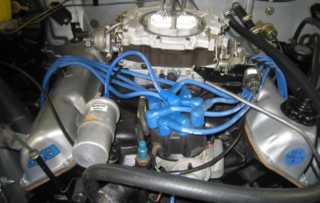 Ford Fairmont Ghia XE ESP 4.9l 302ci engine bay image (2).jpg