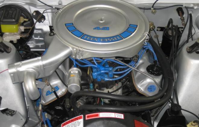 Ford Fairmont Ghia XE ESP 4.9l 302ci engine bay image (3).jpg