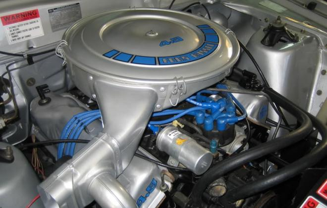 Ford Fairmont Ghia XE ESP 4.9l 302ci engine bay image (4).jpg
