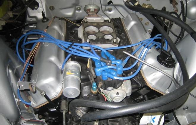 Ford Fairmont Ghia XE ESP 4.9l 302ci engine bay image (1).jpg