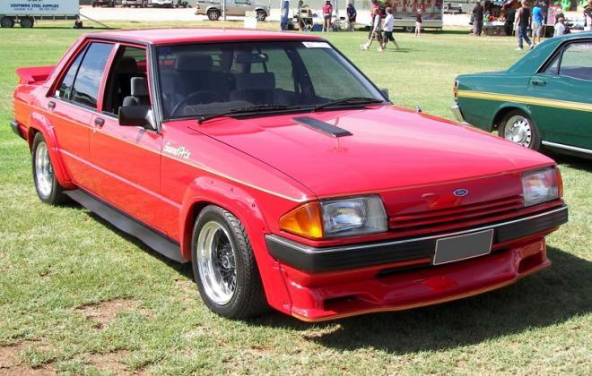 Ford Falcon 1983 XE Dick Johnson Grand Prix Red.jpg