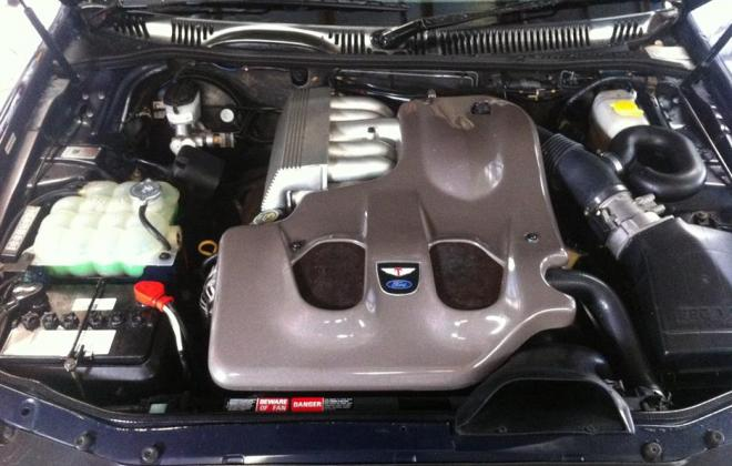 Ford Falcon EL GT Navy Blue Number 009 - 1997 (2).jpg