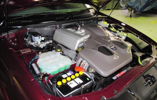 Ford Falcon EL GT engine bay.jpg