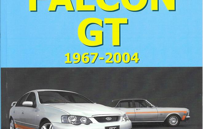 Ford Falcon GT 1967 - 2004 Ewen Kennedy book.jpg