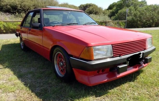 Ford Falcon XD ESP Monza Red 1981 Australia 2018 images (2).jpg
