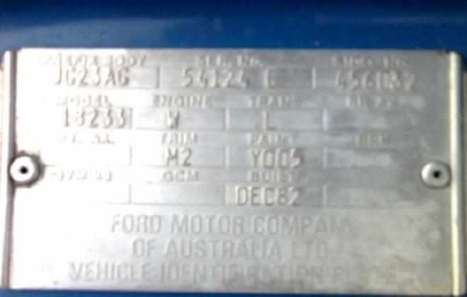 Ford Falcon XE Dick Johnson Grand Prix Turbo 1983 car number 2 (12).jpg