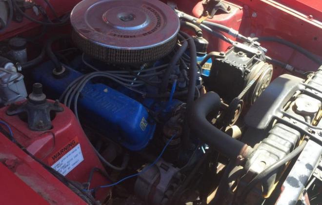 Ford Falcon XW GT Engine bay.jpg