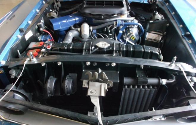 Ford Mustang Mach 1 engine bay.jpg
