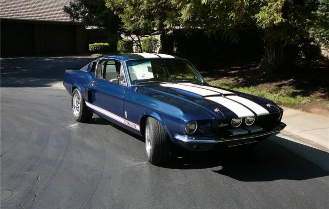 click to enlarge ford mustang shelby gt 500jpg - 1967 Ford Mustang Shelby Gt500