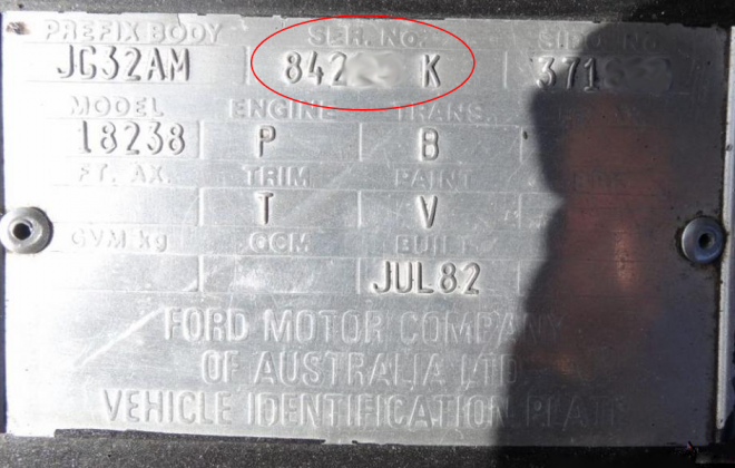 Ford XE Fairmont Ghia ESP chassis plate serial number (1).png