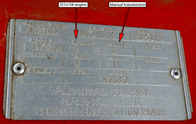 Ford XE Fairmont Ghia ESP engine and transmission codes (4).png