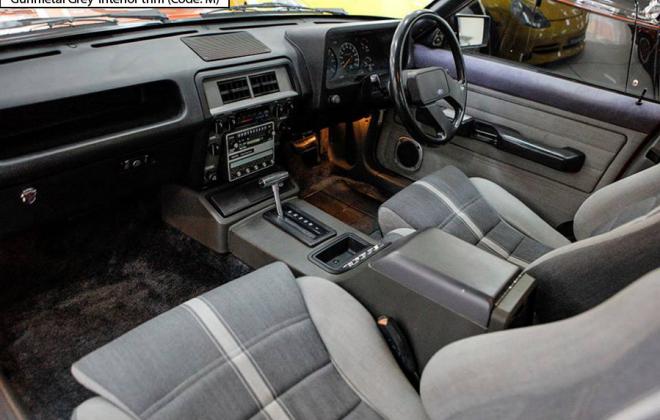 Ford XE Fairmont Ghia Gunmetal Grey interior trim scheel seats (3).png