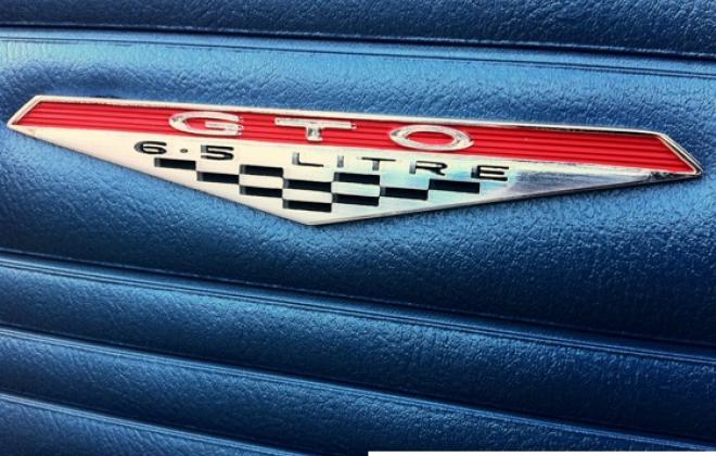 GTO rear blue seat badge.jpg