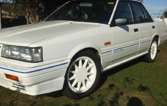 GTS1 R31 Skyline Sedan Silhouette Australia 1 of 200 (5).JPG