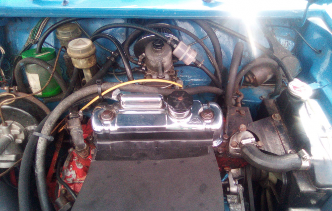 Gambier Turquoise Australian clubman GT 1973 New Zealand for sale (7).png