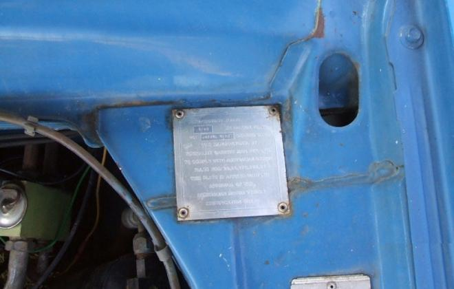 Garrett Turbo compliance plate - XE Falcon Grand Prix.jpg