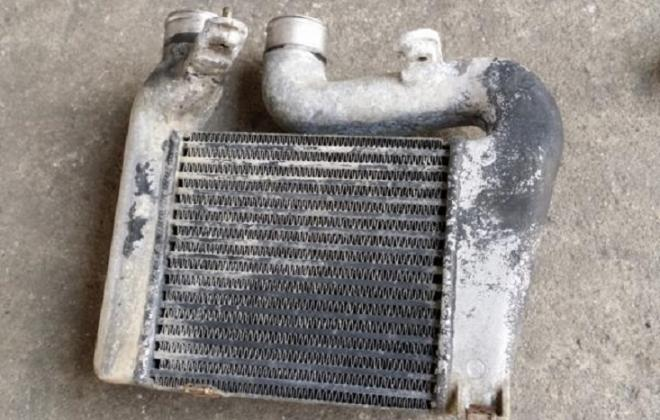 Genuine intercooler from 4 door sedan.jpg