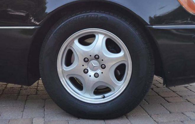 Gildun Mercedes CL600 CL500 wheels image 16 inch.jpg