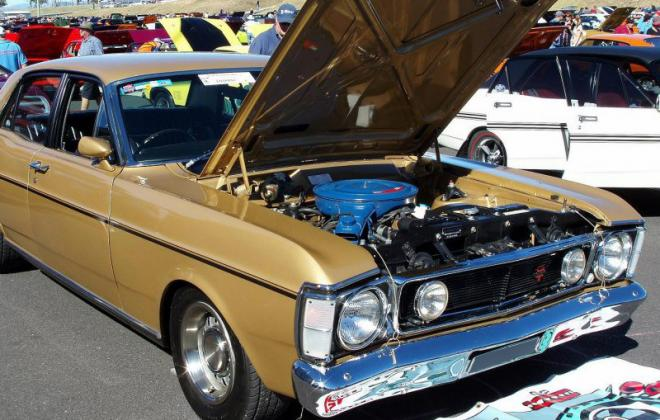 Gold Ford Fairmont XW GT South Africa.jpg