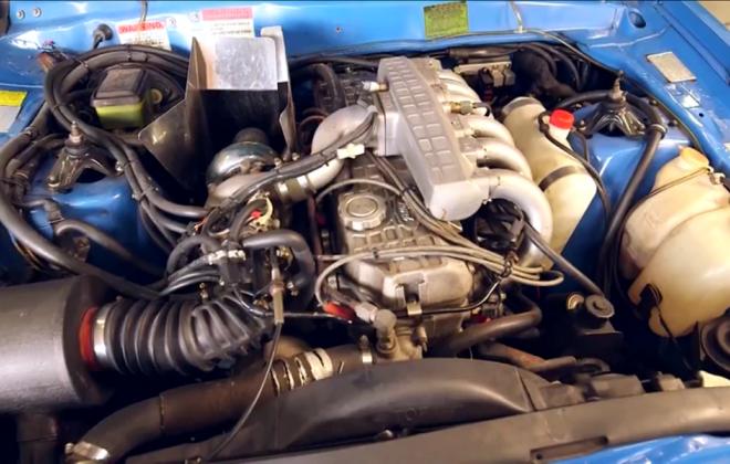 Grand Prix Turbo Dick Johnson XE falcon engine.png
