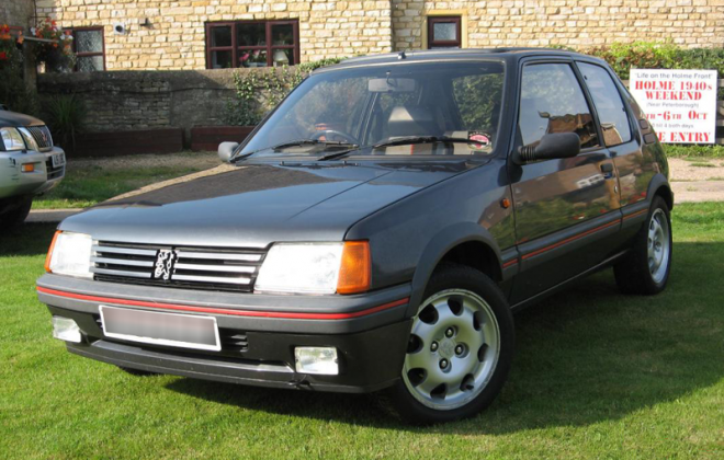 Graphite Grey Peugeot 205 GTI Phase 1.png
