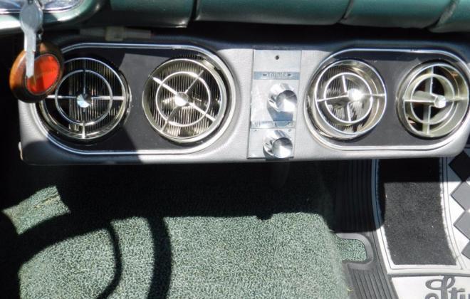 Green 1964 Sudebaker Daytoina Convertible V8 Florida (11).jpg