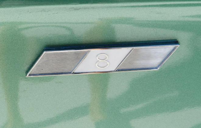 Green 1964 Sudebaker Daytoina Convertible V8 Florida (15).jpg