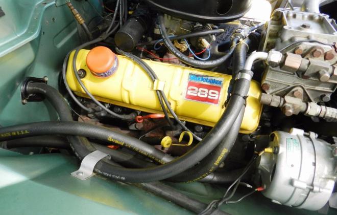 Green 1964 Sudebaker Daytoina Convertible V8 Florida (16).jpg