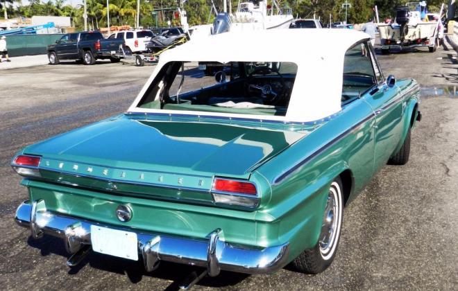 Green 1964 Sudebaker Daytoina Convertible V8 Florida (24).jpg
