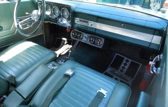Green 1964 Sudebaker Daytoina Convertible V8 Florida (8).jpg
