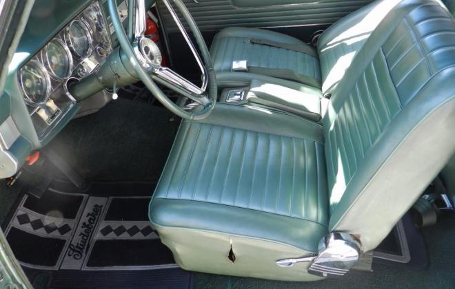 Green 1964 Sudebaker Daytoina Convertible V8 Florida (9).jpg