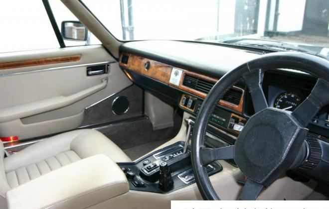 Green over silver 1985 Jaguar XJR-S TWR 1 3 interior.jpg