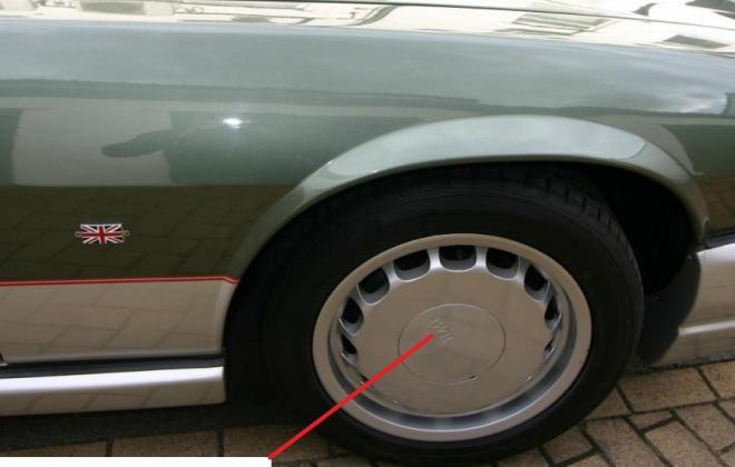 Green over silver 1985 Jaguar XJR-S TWR 6.jpg