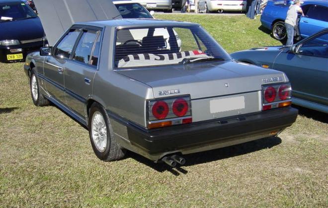 Grey Nissan DR30 Turbo C Code 028 paint RSX Turbo C 1.jpg