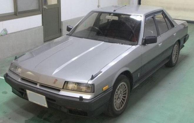 Grey on grey rsx sedan 1984 DR30.jpg