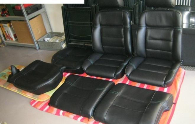 Griffe full leather interior witrh green stitching.jpg