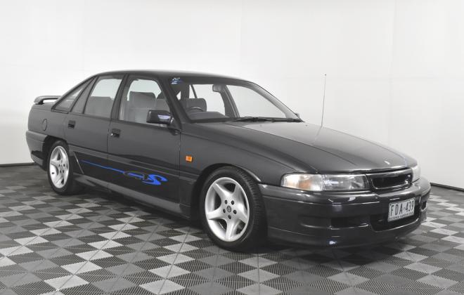 HSV HVP GTS 1992 Build Number 10 Gray paint images (3).jpg