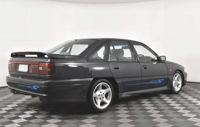 HSV HVP GTS 1992 Build Number 10 Gray paint images (4).jpg