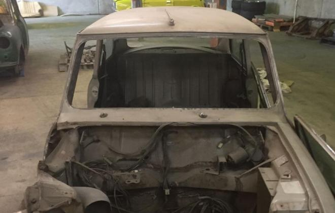 HiHo Silver LS shell only Leyland Mini 1275 LS (11).jpg