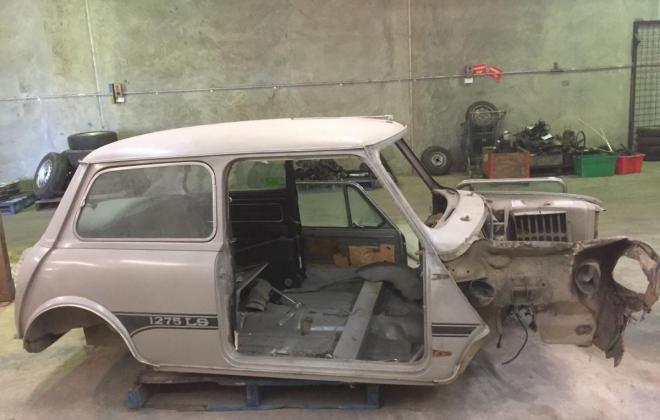 HiHo Silver LS shell only Leyland Mini 1275 LS (8).jpg