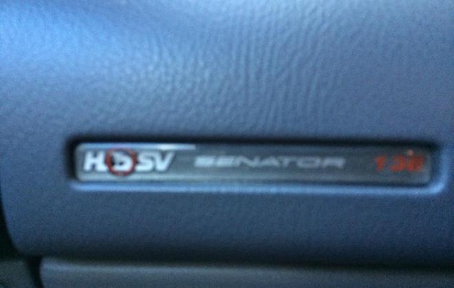 Holden HSV Senator 185i production number.jpg