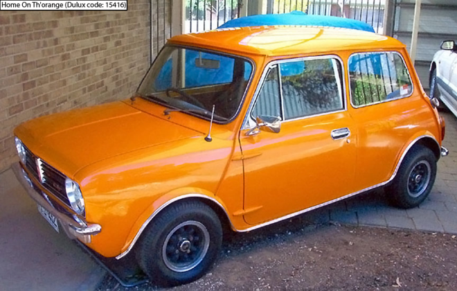 Home on Th'Orange Australian Clubman GT.png