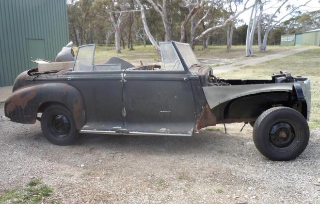 Humber Pullman 1952 Australian royal tour car 2.jpg