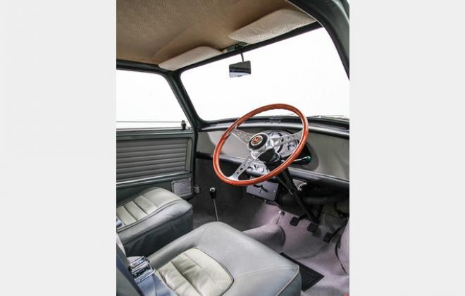 Interior images - 1965 Morris Cooper S 970cc (4).jpg