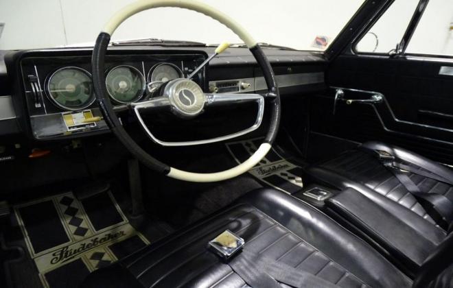 Interior images 1964 STudebaker Daytona convertible black vinyl (11).jpg