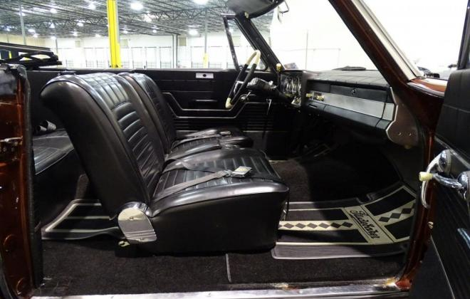 Interior images 1964 STudebaker Daytona convertible black vinyl (5).jpg