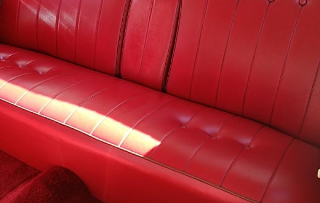 Interior images 1965 Studebaker Daytona Sports Sedan Red vinyl (7).jpg