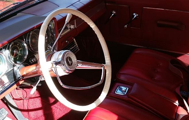 Interior images 1965 Studebaker Daytona Sports Sedan Red vinyl (9).jpg